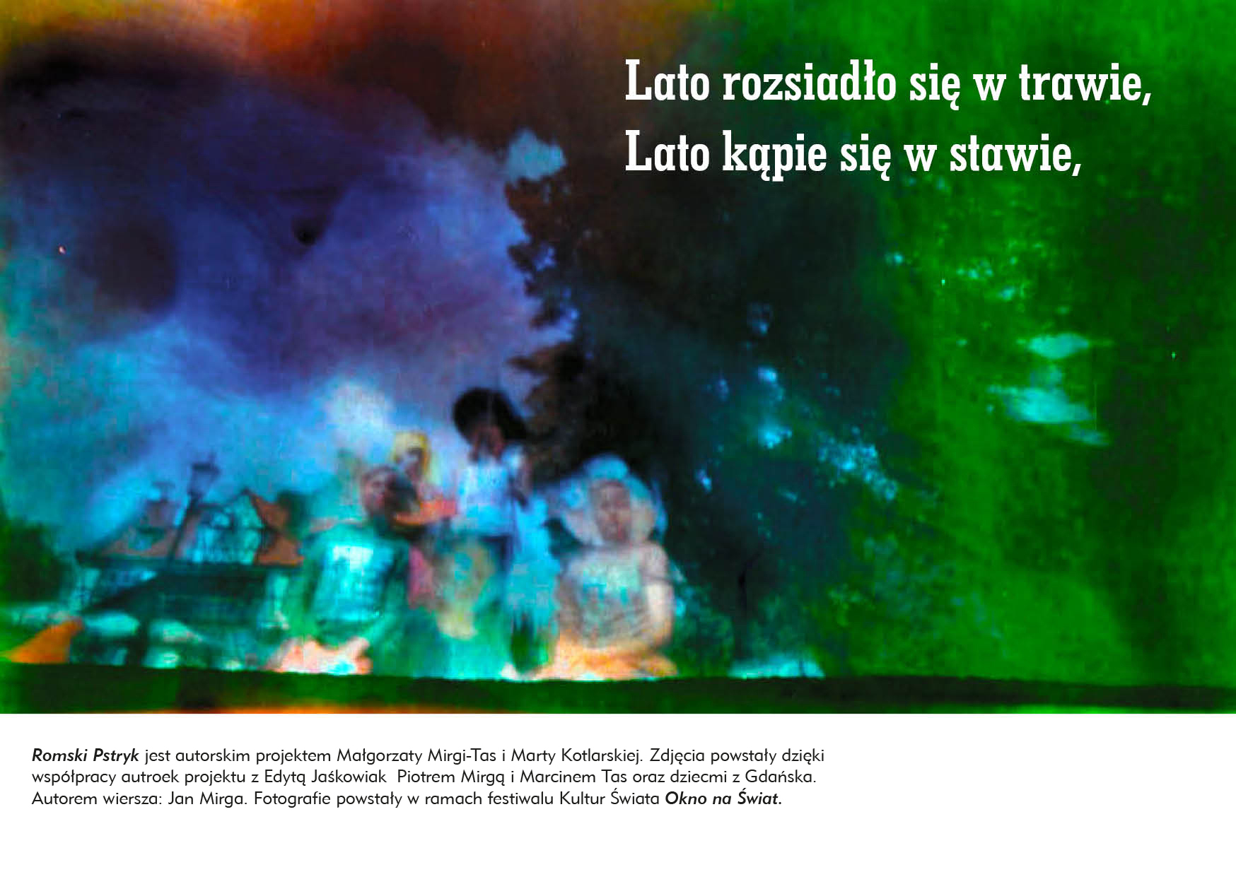 Romski Pstryk Wystawa