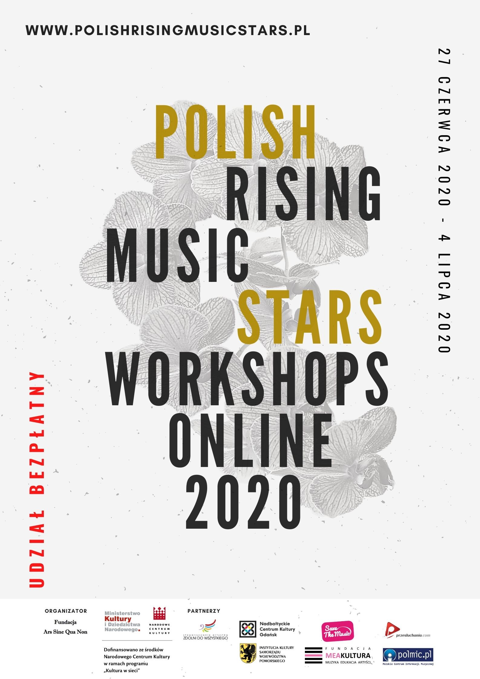 Polish Rising Music Stars Workshops